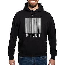Pilot Barcode Hoodie