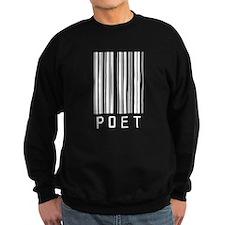 Poet Barcode Sweatshirt
