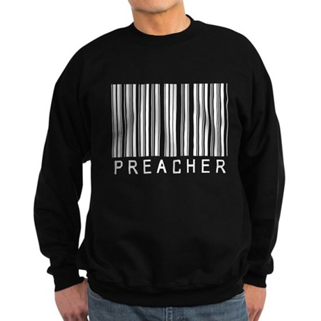Preacher Barcode Sweatshirt (dark)
