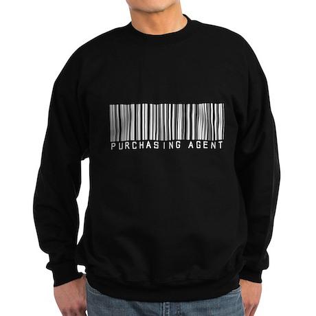 Purchasing Agent Barcode Sweatshirt (dark)