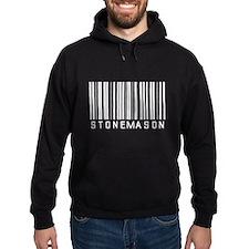 Stonemason Barcode Hoodie