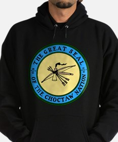 Great Seal of the Choctaw Hoodie