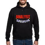 Retired Analyst Hoodie (dark)