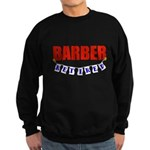 Retired Barber Sweatshirt (dark)