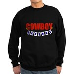Retired Cowboy Sweatshirt (dark)