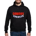 Retired Cowboy Hoodie (dark)