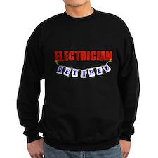 Retired Electrician Sweatshirt