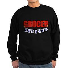 Retired Grocer Sweatshirt (dark)