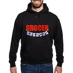 Retired Grocer Hoodie (dark)