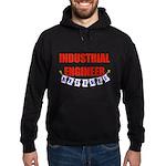 Retired Industrial Engineer Hoodie (dark)