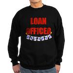 Retired Loan Officer Sweatshirt (dark)
