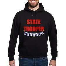 Retired State Trooper Hoodie