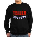 Retired Teller Sweatshirt (dark)