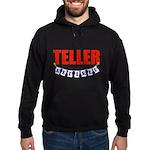 Retired Teller Hoodie (dark)