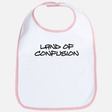 Land of Confusion Bib