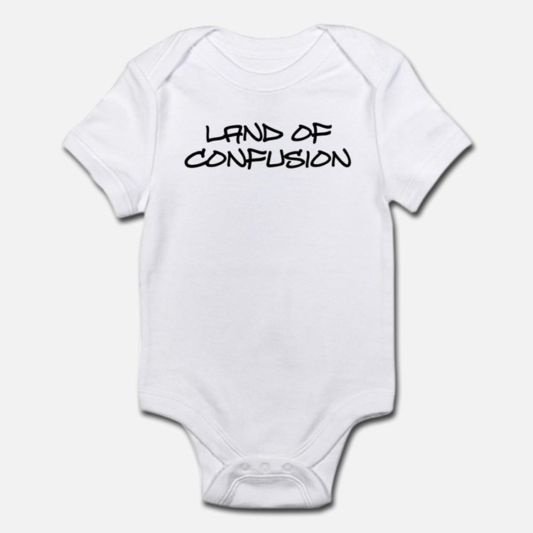 Land of Confusion Infant Bodysuit