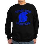 Forks High Spartans Sweatshirt (dark)