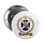 ROUSSEAU Family Crest Button