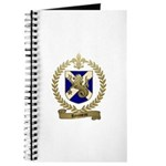 ROUSSEAU Family Crest Journal