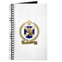 ROUSSEAU Family Crest Journal