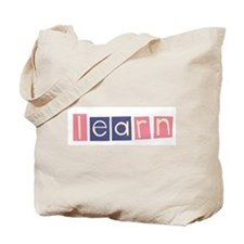 Cute Letters Tote Bag
