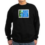 THE ROAD AHEAD Sweatshirt (dark)