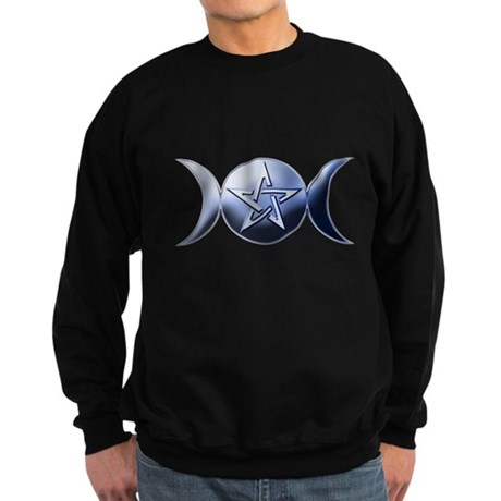 Triple Goddess Sweatshirt (dark)
