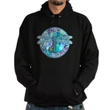 Cool Celtic Dragonfly Hoody