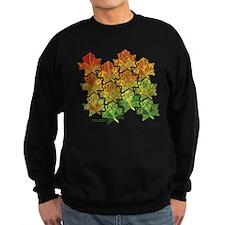 Celtic Leaf Tesselation Sweatshirt