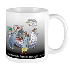 Doctor Physician Humor Mug