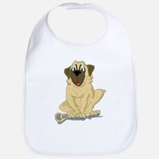 Old English Mastiff Bib