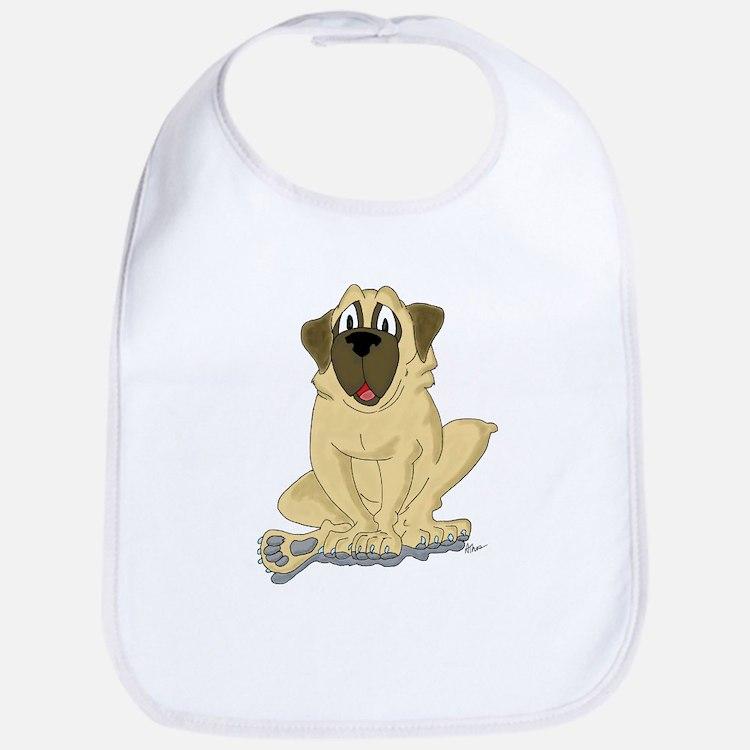 Old English Mastiff Bib