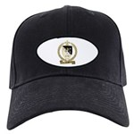 ROSSE Family Crest Black Cap
