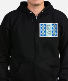 GOODWILL TO ALL... Zip Hoodie