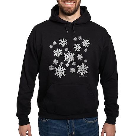 Celtic Snowflakes Hoodie (dark)