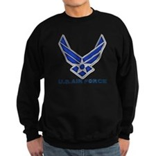 USAF 3 Diamond Symbol Sweatshirt