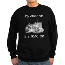 Ride a Tractor Sweatshirt