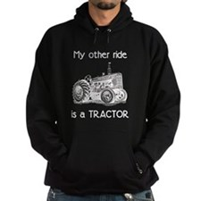 Ride a Tractor Hoody