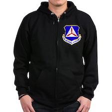 Civil Air Patrol Shield Zip Hoody
