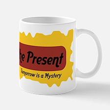 Enjoy the Present Mug