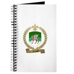ROLLAND Family Crest Journal