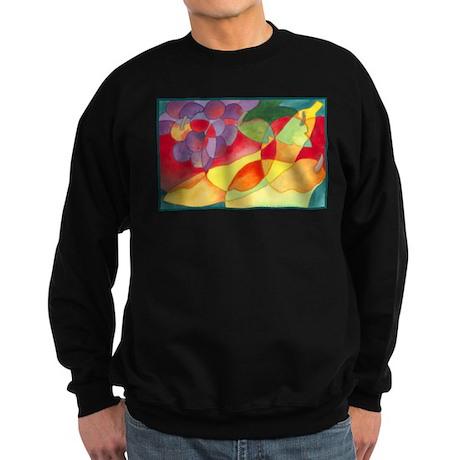 Fruit Watercolor Sweatshirt (dark)