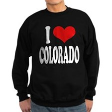 I Love Colorado Sweatshirt