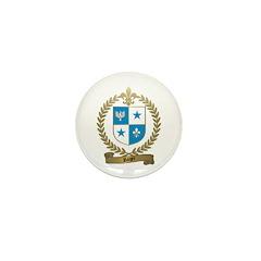 ROGER Family Crest Mini Button (10 pack)