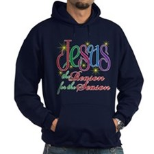 JESUS REASON FOR THE SEASON Hoodie