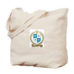 ROGER Family Crest Tote Bag