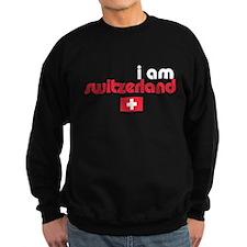 I Am Switzerland Sweatshirt