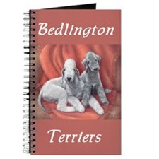Bedlington Puppy Love Journal