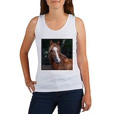 Chincoteague Pony Women's Tank Top