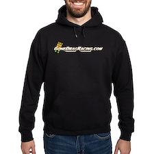 Dark Hoodie - Simple Logo Front Only